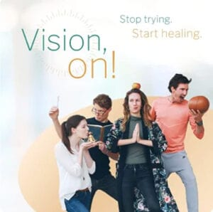 thetahealing ausbildung Vision on Titelbild